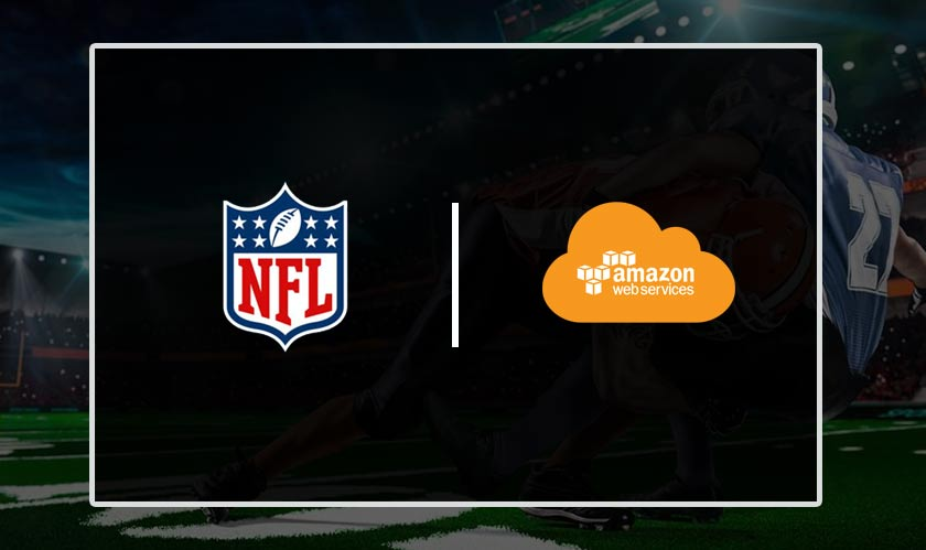 AWS and NFL enter into a partnership to transform player health