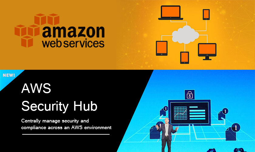 aws security hub launched