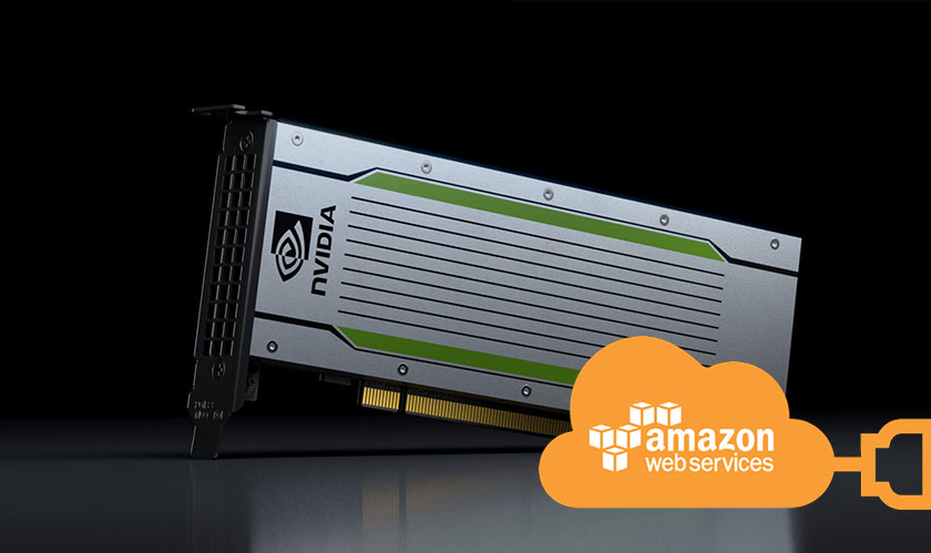 AWS to use the power of NVIDIA T4 Tensor Core GPUs