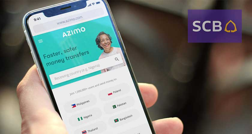 Azimo partners with SCB for reliable and faster payments to Thailand