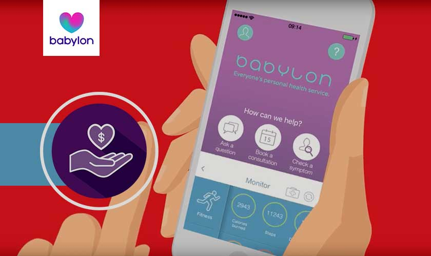 babylon health raises funding