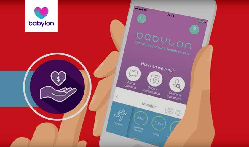 UK-based Babylon Health raises $550 million