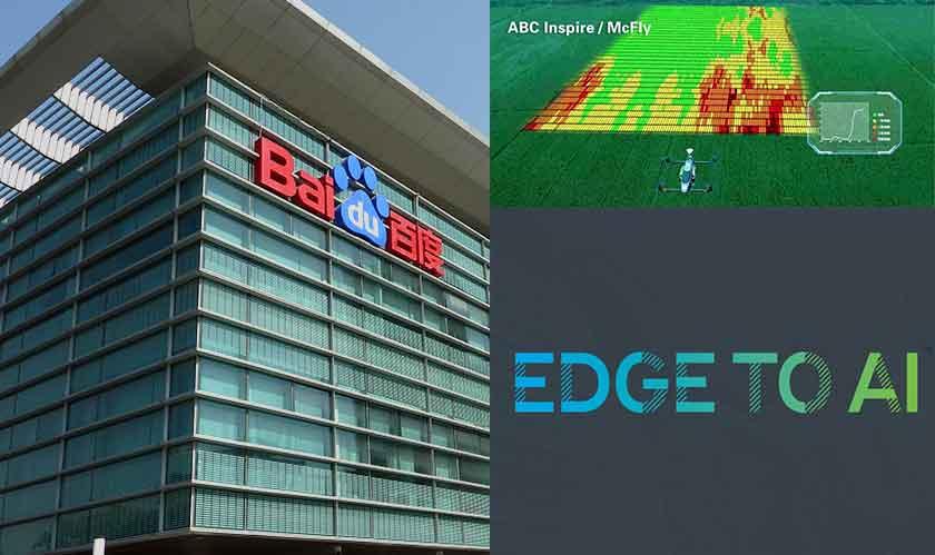 Baidu announces a new open source edge computing platform