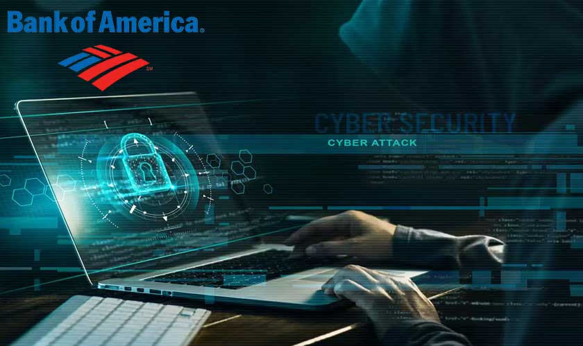 Tech Chief of Bank of America says cyberattacks have jumped up considerably