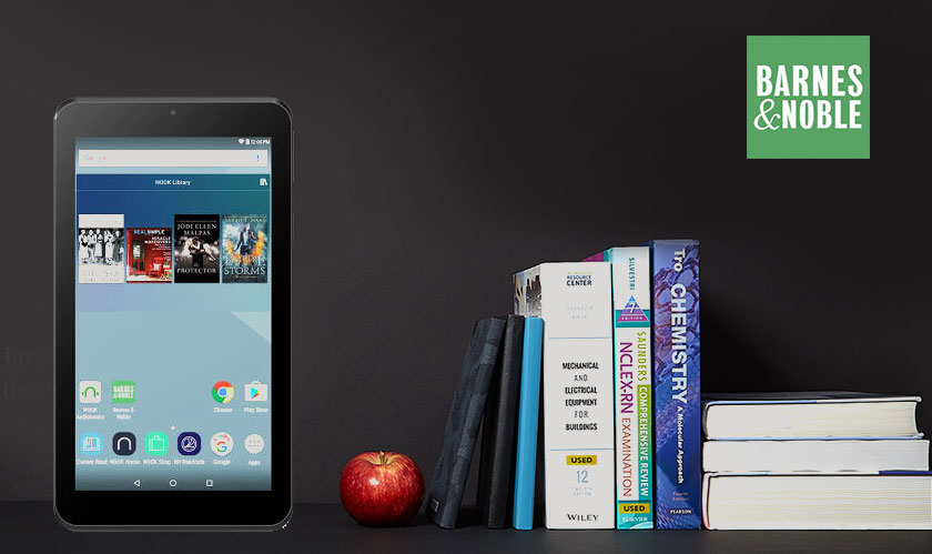 barnes and noble release nook 10 1