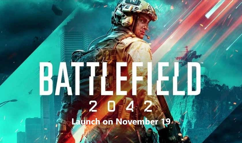 'Battlefield 2042' launch delayed, will now launch on November 19