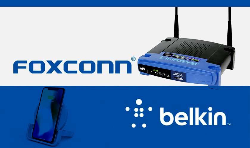 foxconn acquires belkin linksys wemo