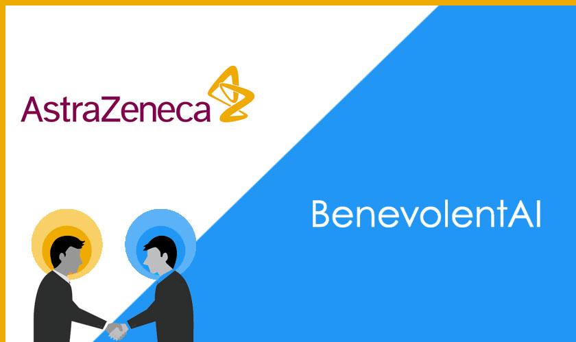 benevolentai astrazeneca announce collaboration