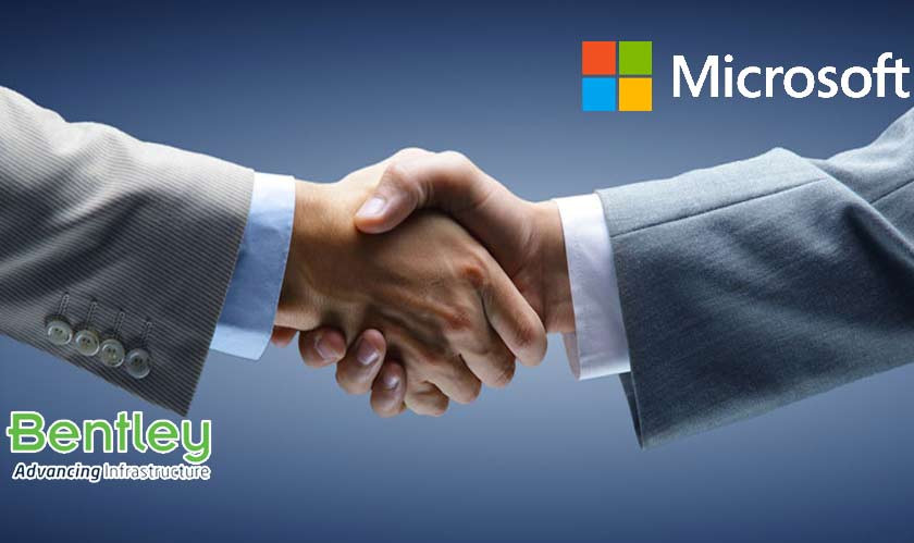 Bentley Systems Expands Alliance with Microsoft