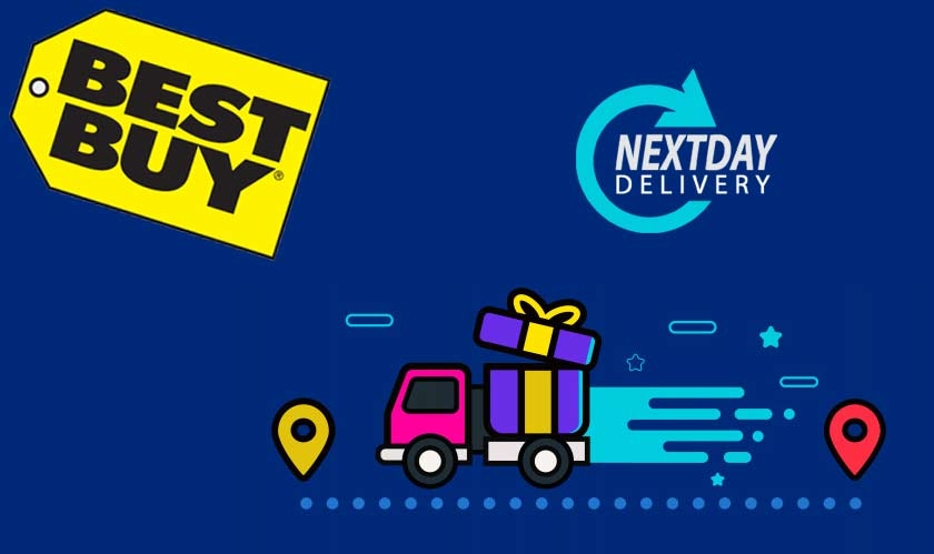 Best Buy announces next-day delivery as holidays approach
