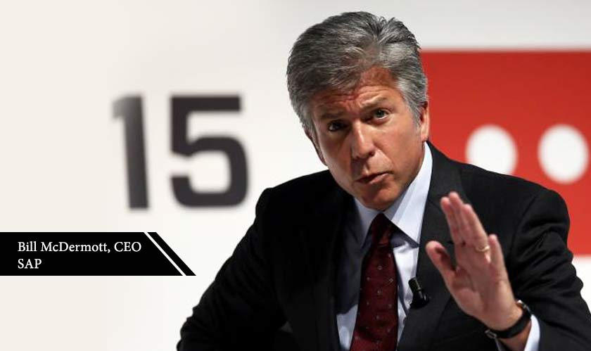 Bill McDermott exits SAP