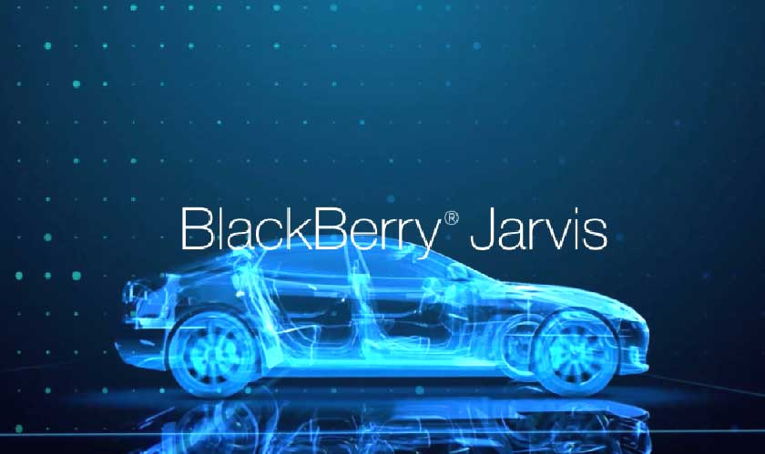 Blackberry back in the game with Jarvis software