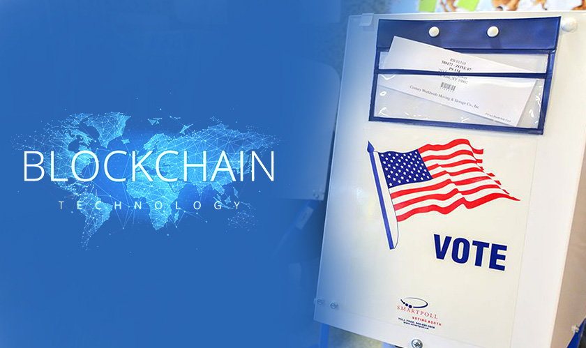 Blockchain app for voting booms as 150 West Virginians vote