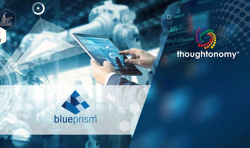 Blue Prism to acquire Thoughtonomy