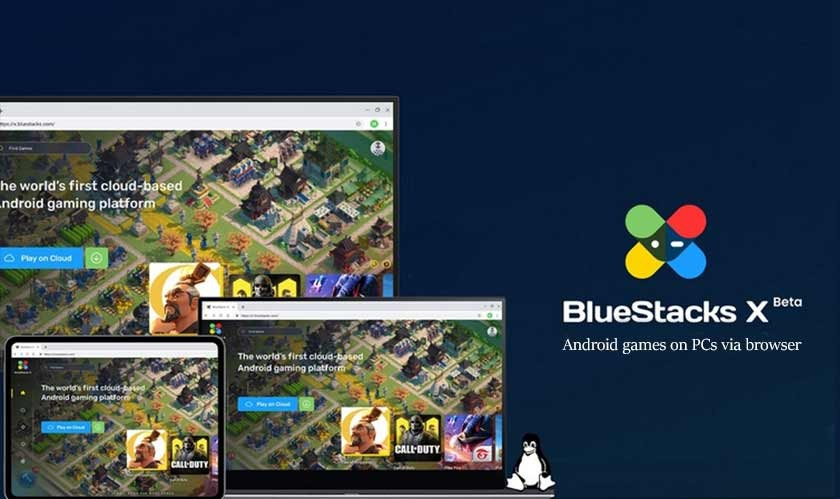BlueStacks X lets you play Android games on PCs via browser