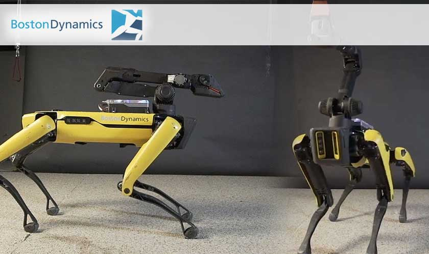 Boston Dynamics' Robots to enter market soon