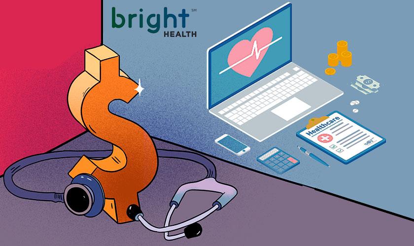 bright health raises 200 million