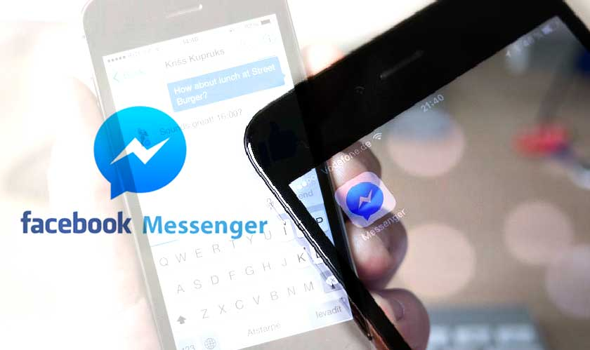 Bugs cause glitch in the Facebook Messenger app on iOS
