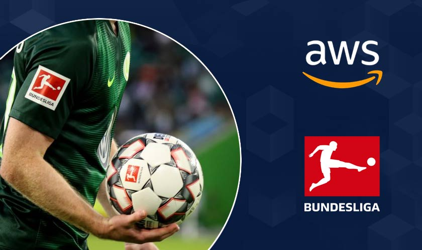 German Premier Football League to use AWS