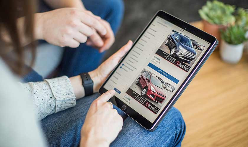 Buying used car on online platforms is the new normal