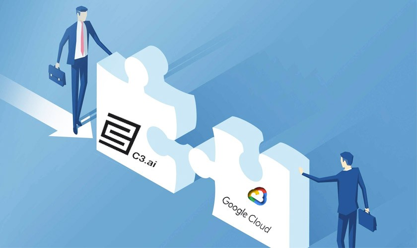 Google Cloud partners with C3 AI