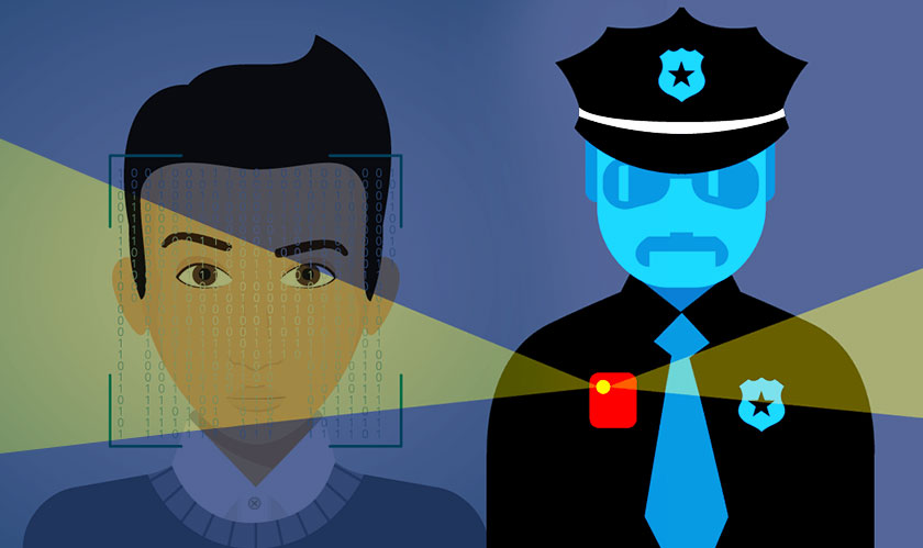 California looking to ban facial recognition in police body cams
