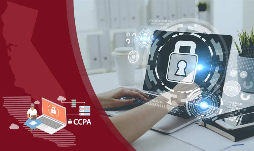 CCPA for connect devices will go into effect from January 1, 2020