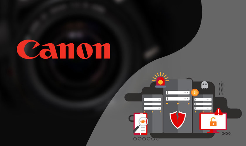 Canon Addresses August Data Security Incident