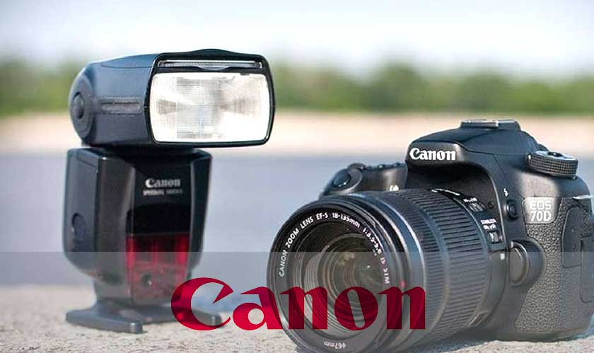Canon's latest Speedlite is an auto-directional flash