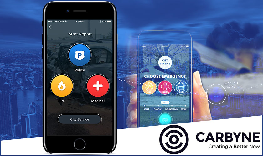 Carbyne's New Technology comes to the rescue of 911 Emergency