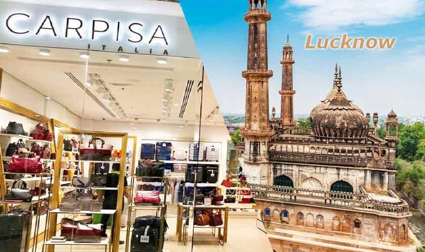 Carpisa now opens its second retail store in Lucknow