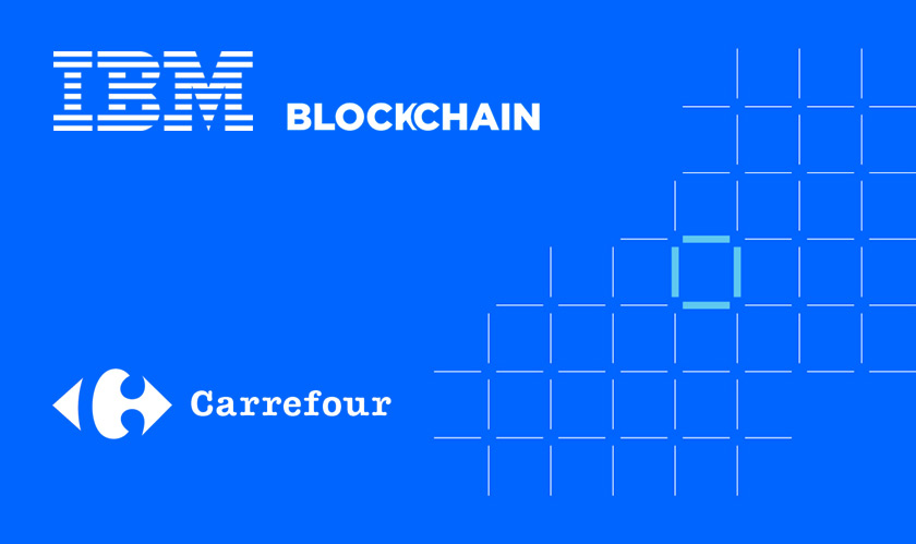 Carrefour joins IBM's Food Trust network