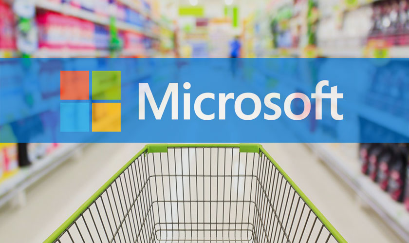 Cashier-free Stores, Microsoft to Challenge Amazon's Go