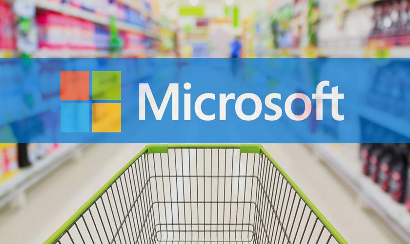 Cashier-free Stores, Microsoft to Challenge Amazon's Go