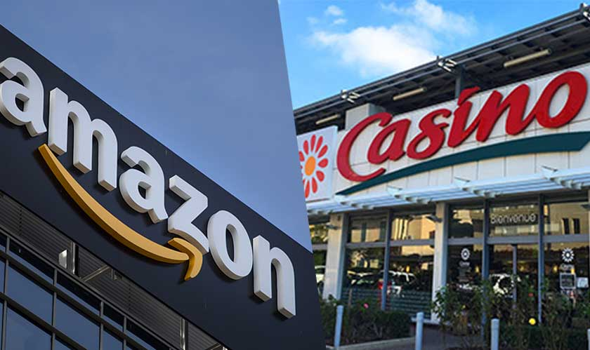casino group extends partnership with amazon