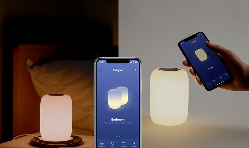 Casper Glow delivers some smart lighting solutions