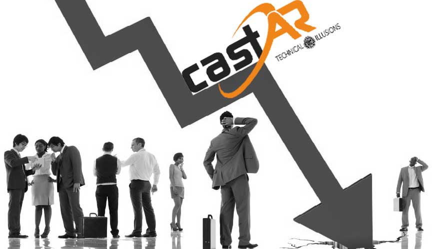 CastAR comes to a standby