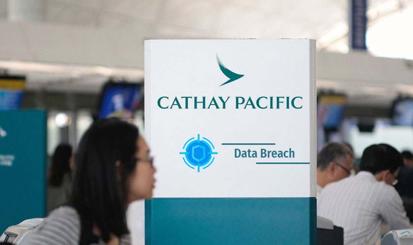 cathay pacific suffers data breach