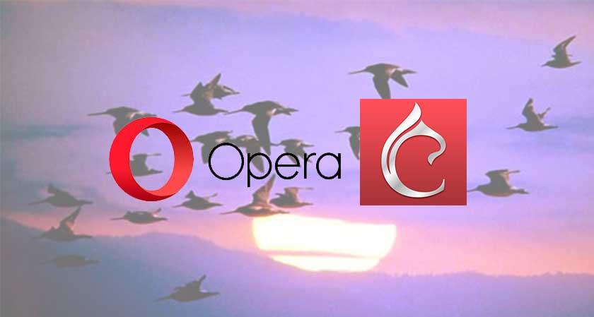 centara opts opera and ideas revenue