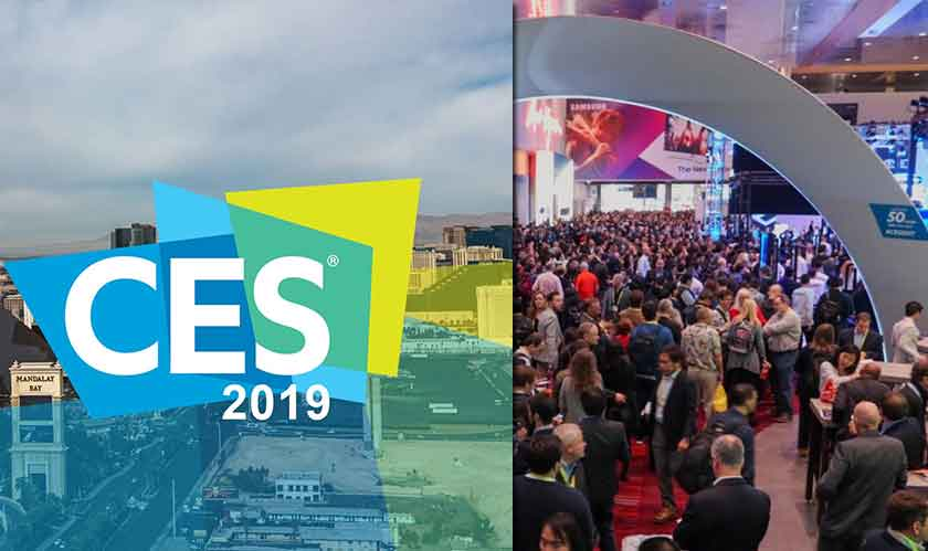 "CES is expected to get a lot ""smarter"" and ""faster"" this year"