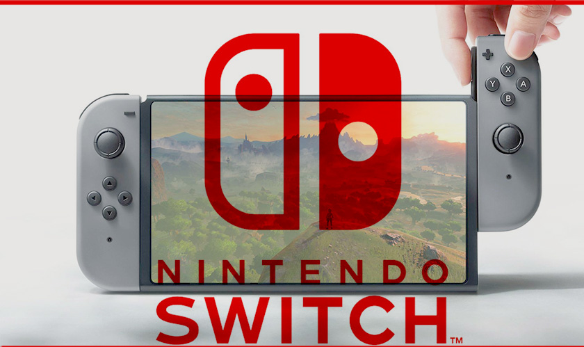 Charge up all the game lovers! Nintendo is with another launch!