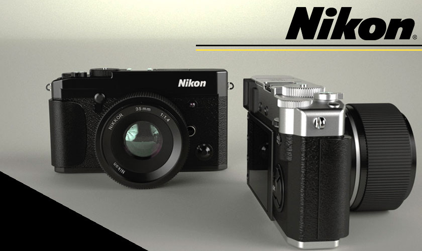 nikon fullframe mirrorless camera
