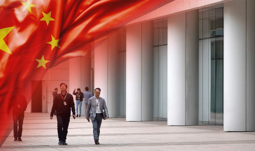 China maybe moving to remove foreign tech from government offices