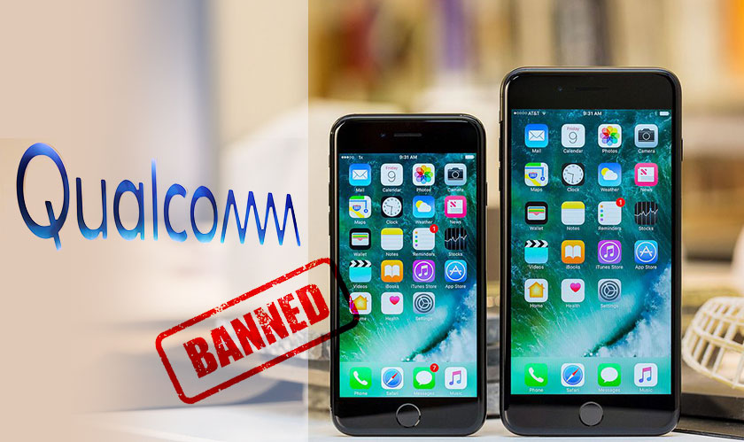 China's ban on iPhones seemed like a win for Qualcomm, at first