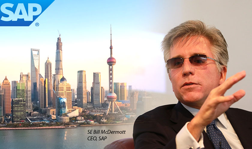China set to be SAP's biggest market in the near future