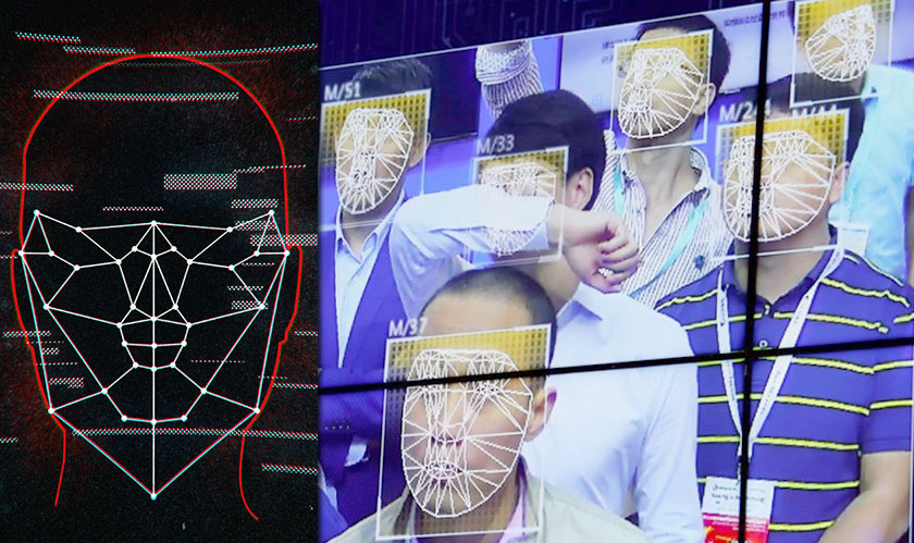 Chinese Facial Recognition system mistakes bus poster as jaywalker