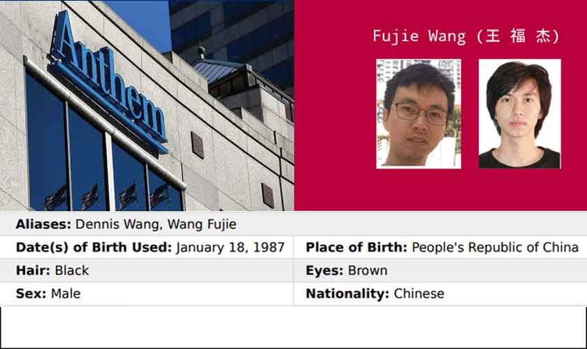 Chinese hacking group charged for healthcare breach