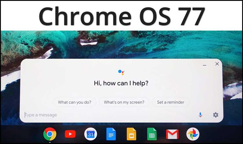 software chrome os    google software
