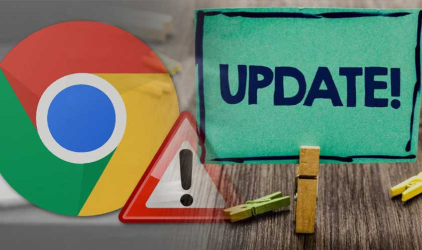 We suggest you update your Chrome ASAP!