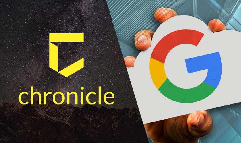 chronicle google cloud merger